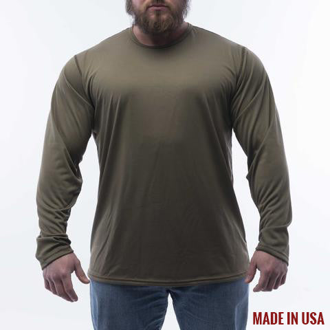 BIG BILL Level 1 Base Layer - Green