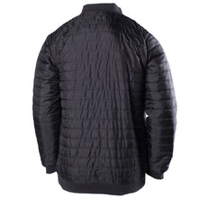 Load image into Gallery viewer, Insulated Bomber Jacket - Black