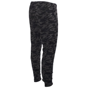 Lightweight Lounge Jogger - Black Camo