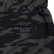 Load image into Gallery viewer, Lightweight Lounge Jogger - Black Camo