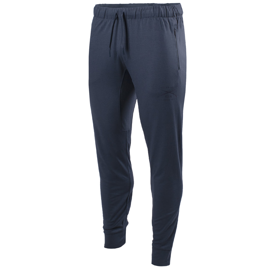 Lightweight Lounge Jogger - Navy
