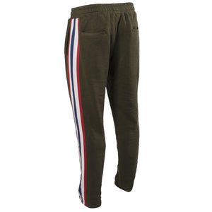 French Terry Sweatpant - Military Green