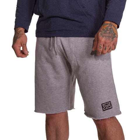Bro Shorts - Grey