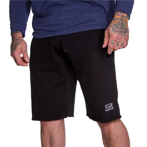 Bro Shorts - Black