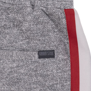 French Terry Sweatpant - Asphalt