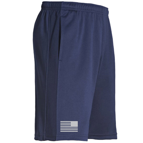 Men's Athletic Shorts - Navy