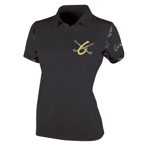 Git-R-Done™ Ladies Polo - Black