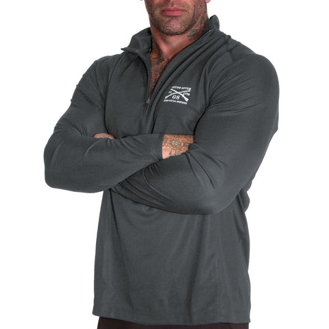 Reflex Quarter Zip - Grey