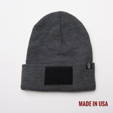 Charcoal Watch Cap