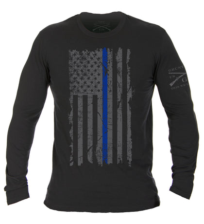 Blue Line Long Sleeve