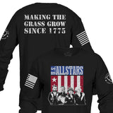 Enlisted Nine - U.S. All Stars Long Sleeve