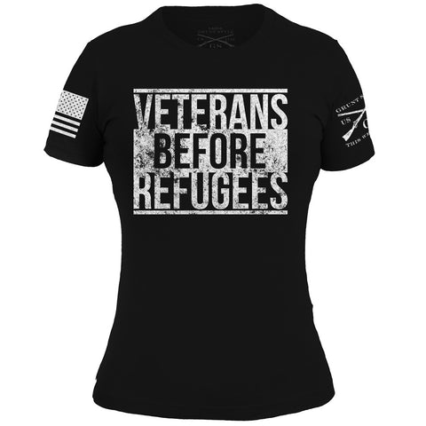 Veterans Before Refugees - Ladies
