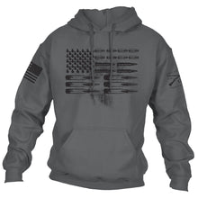 Load image into Gallery viewer, Ammo Flag Hoodie 2.0