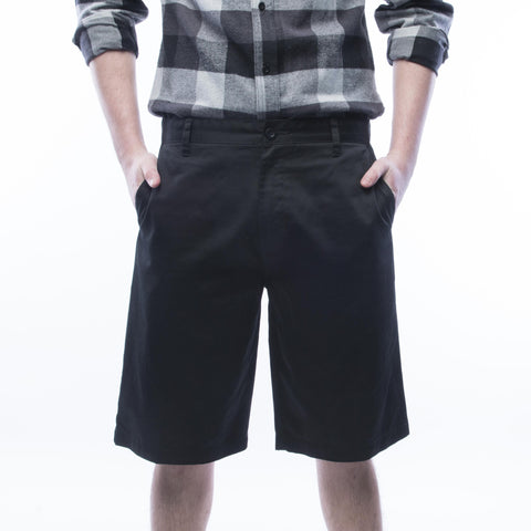 Black Cruiser Shorts
