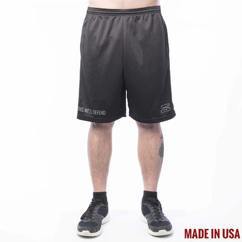 Defender Series Athletic Shorts