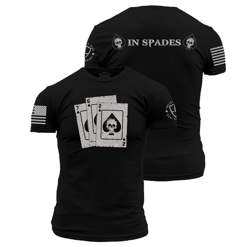 Enlisted Nine - Spades
