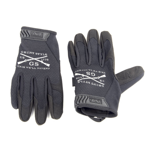 Mechanix Wear – The Original Glove – Black