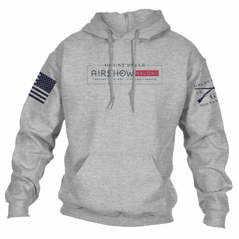 Grunt Style Air Show Majors - Hoodie