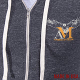 AM Eagle Full Zip - Tri Onyx