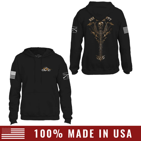 OCC - To the Bone - Hoodie