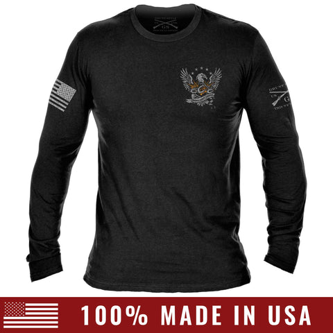 OCC Freedom Wings - Longsleeve