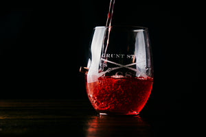 GS Bullet Wine Glass