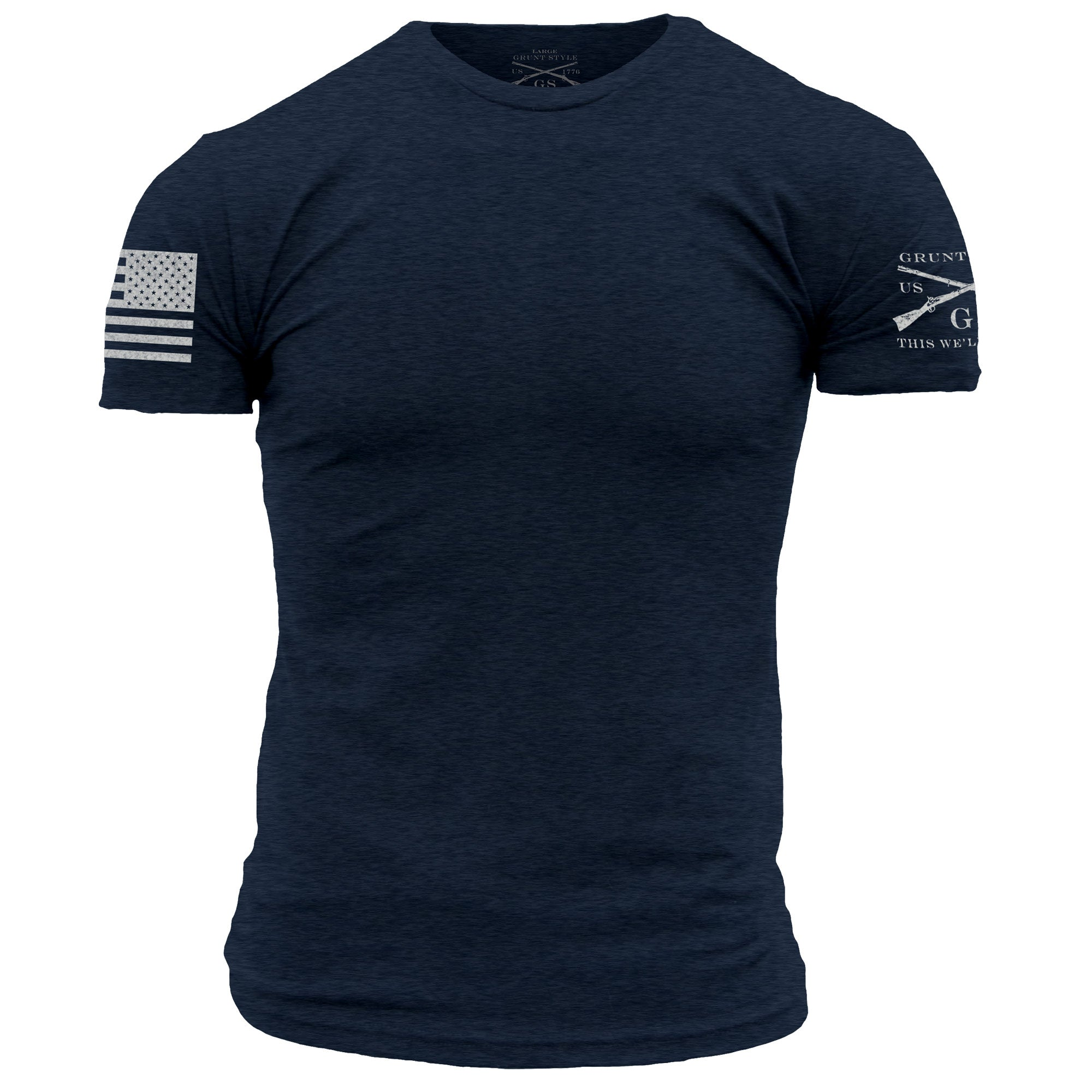 Navy Grunt Style Ink of Freedom T-Shirt