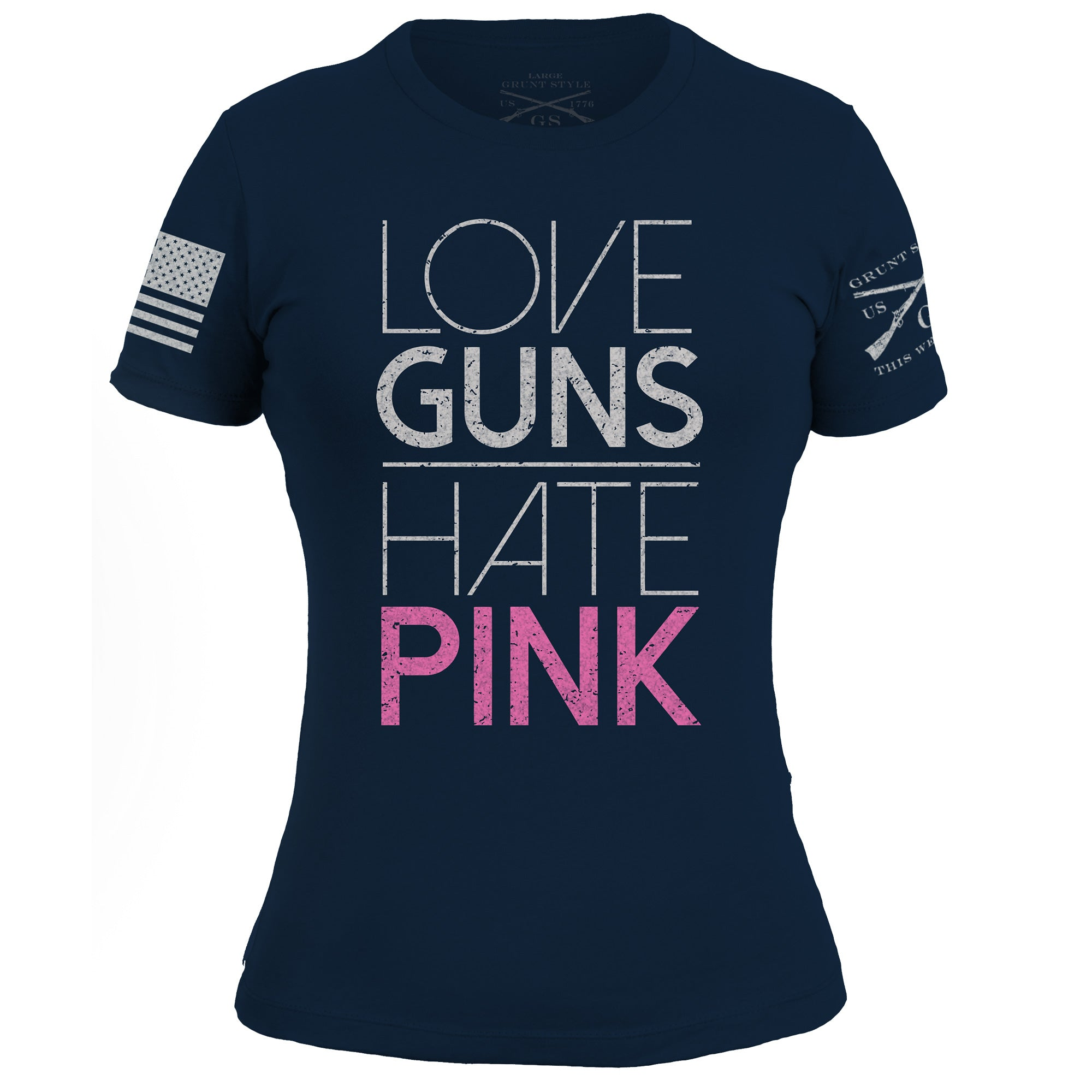 Love Guns Hate Pink 2.0