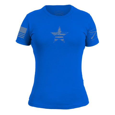Basic American Star Women's - Royal
