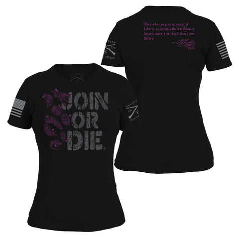 Join Or Die Revisited Women's