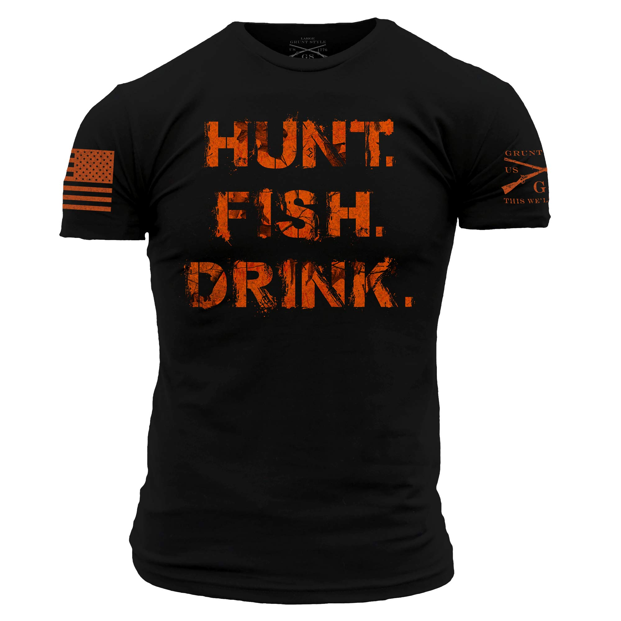 Realtree AP® Blaze - Hunt. Fish. Drink.