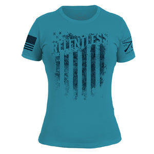 Relentless - Teal - Women's