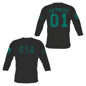 Hero Raglan - Women's