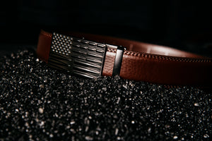 The Leather Belt