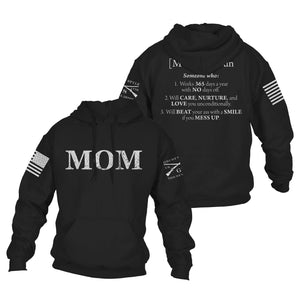 Mom Defined Hoodie