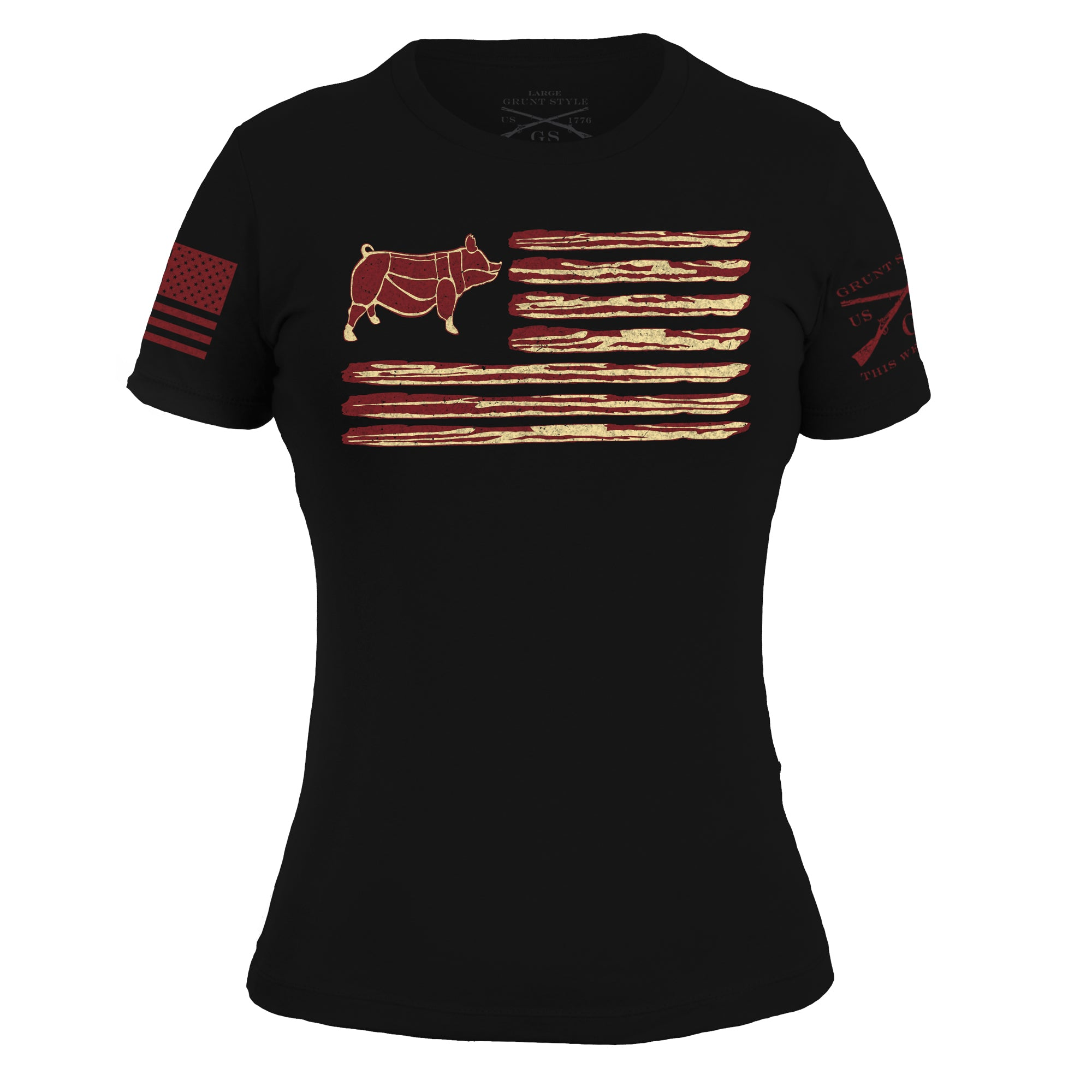 Bacon Flag - Women's