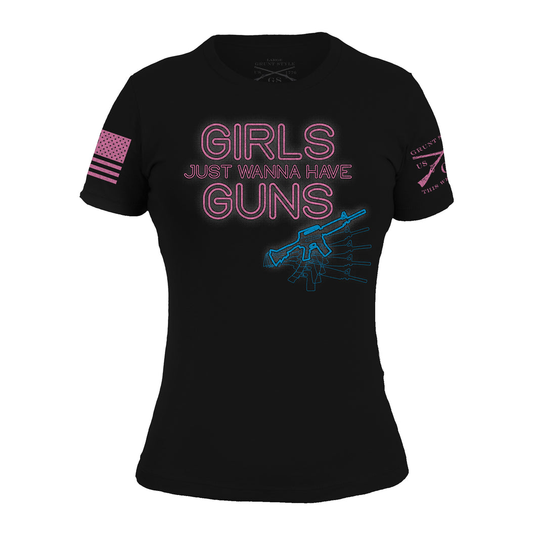 Girls Just Wanna Have Guns