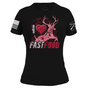 Realtree Xtra® Paradise Pink - Fast Food - Women's