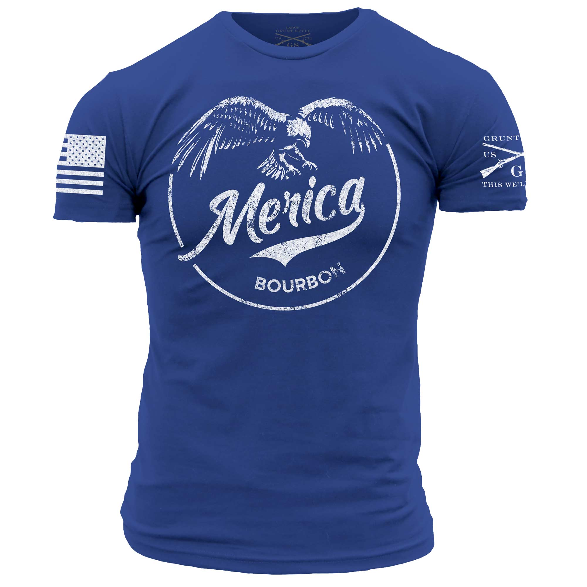 Merica Bourbon Eagle - Royal
