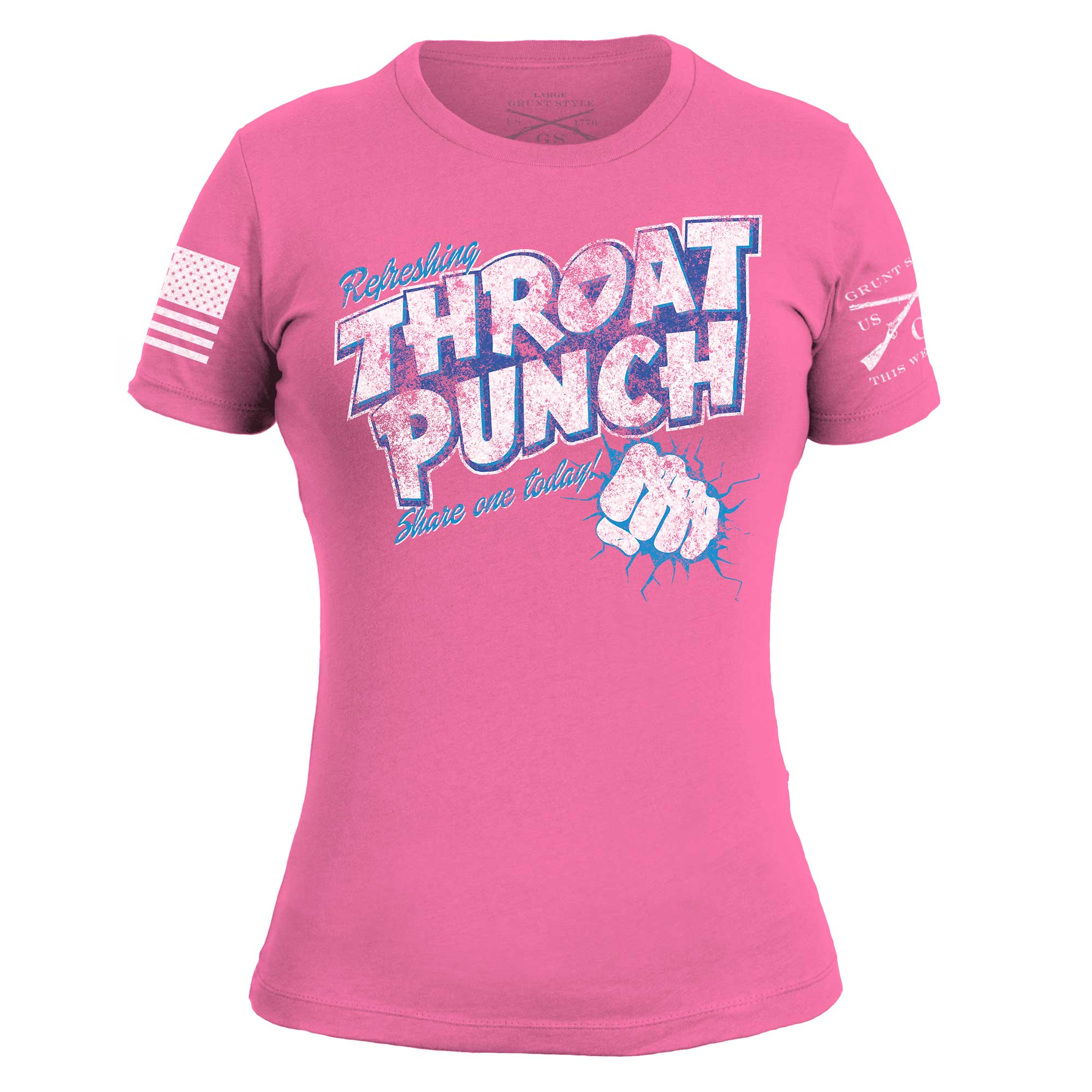 Refreshing Throat Punch Throwback - Women's