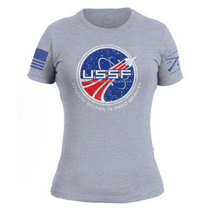 Space Force Throwback - Women's