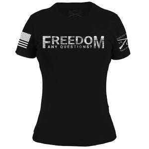 Freedom, Any Questions? - Women's