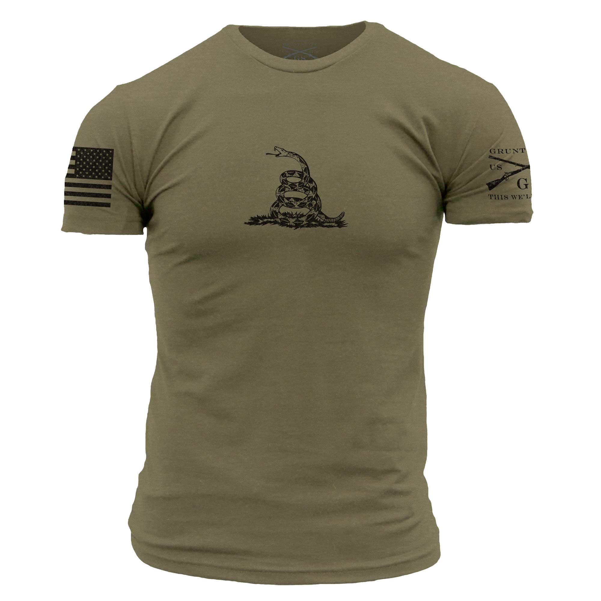 Gadsden Basic - Military Green