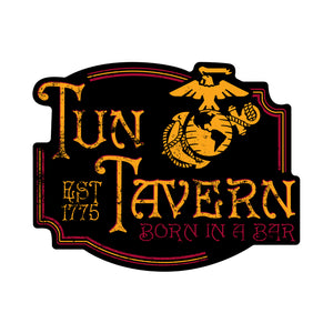 Tun Tavern Sticker