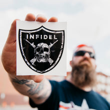 Load image into Gallery viewer, Infidel Sticker
