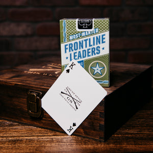 Bicycle® Frontline Leaders Cards