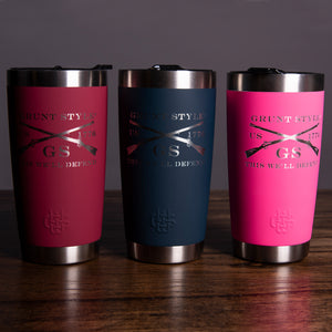 GS 20oz Stainless Steel Tumbler