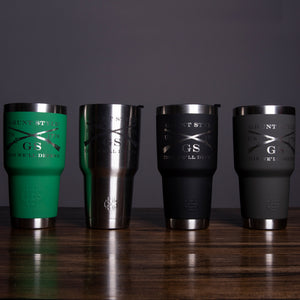 GS 30oz Stainless Steel Tumbler