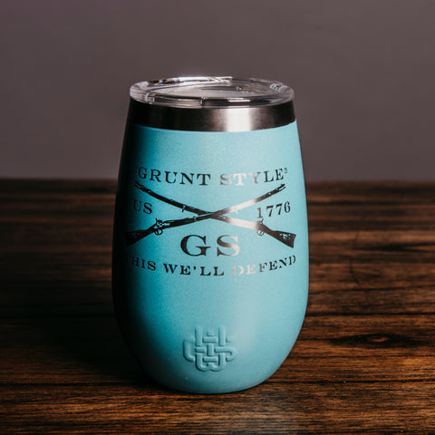 GS 12oz Whiskey & Wine Tumbler - Tiffany