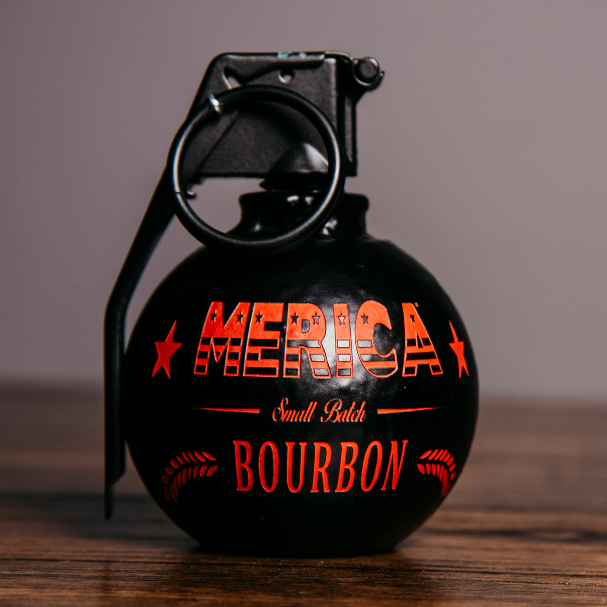 Merica Bourbon - Black Bottle Breacher Frag